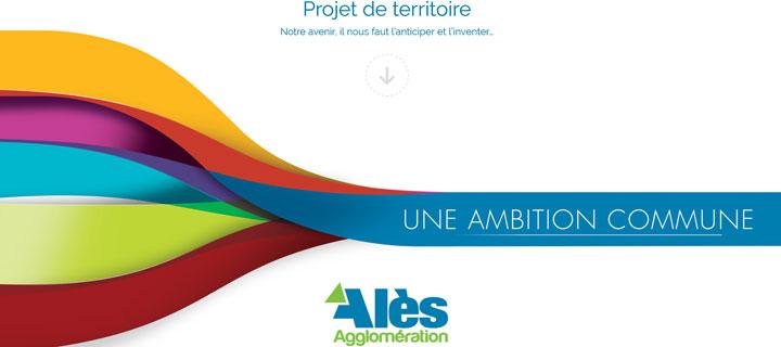 Ne manquez pas la présentation du projet de Territoire pour alès Agglo mercrerdi 30 Mai à 18 h au pôle mécanique salle SHOYA