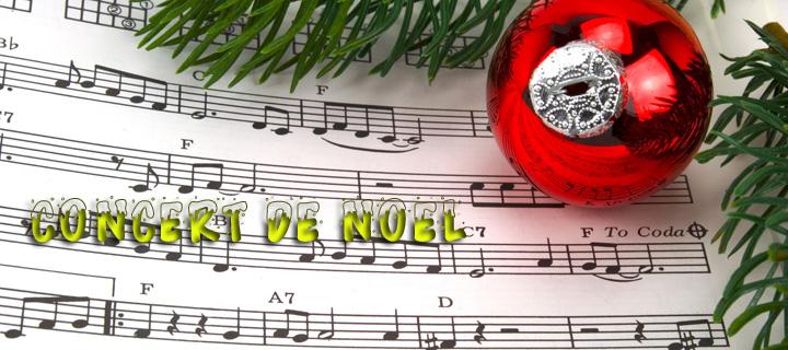 """Le concert de Noël aura lieu le samedi 15 décembre à 20h30 à la salle Jean Biscarat avec le groupe vocal """"Spirale""""."""