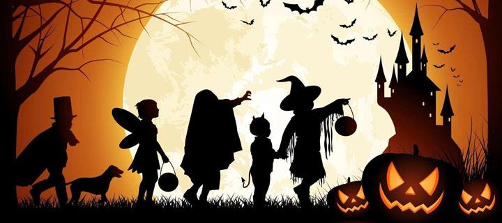 Tremblez simples mortels !!! et prévoyez moultes sucreries mercredi 31 octobre où vous en subirez les conséquences !!!